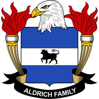 Aldrich Coat of Arms