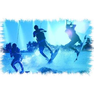 Wakeboarding Trio