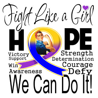 Bladder Cancer Fight We Can Do It