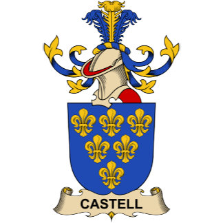 Castell Coat of Arms
