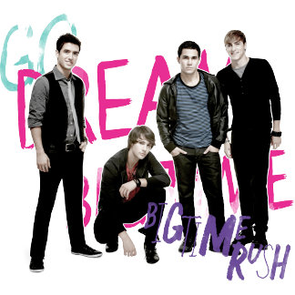 Dream Big Time Rush