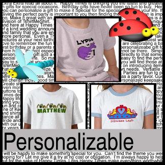Personalizable Kids