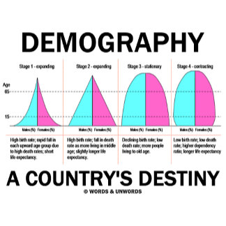 Demography A Country's Destiny