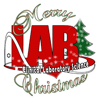 LAB CHRISTMAS CLINICAL LABORATORY SCIENCE