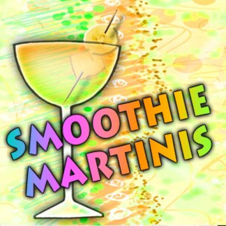 Smoothie Martini Recipe Cards