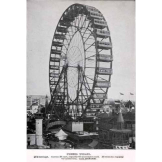 Chicago World Fairs (1893 & 1933)