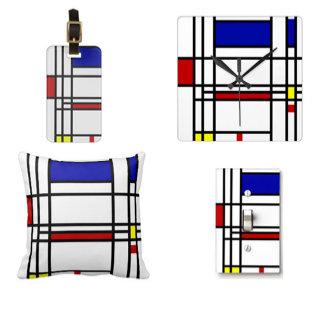 *Mondrian Modern Art