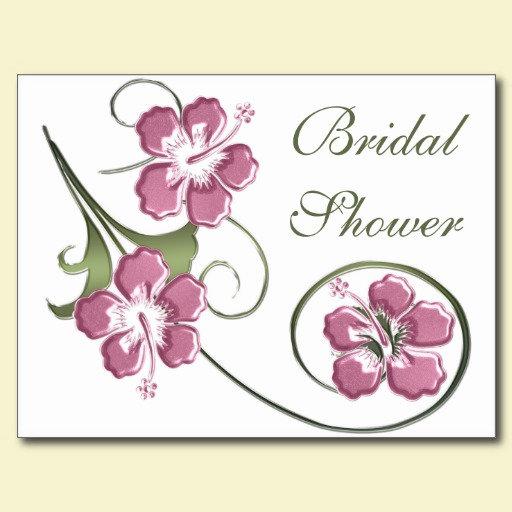 Bridal Shower: Floral