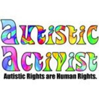 Autistic Activist (Color)