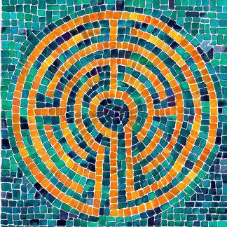 Labyrinth Mosaics