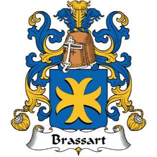 Brassart Family Crest