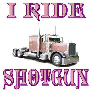 I Ride Shotgun