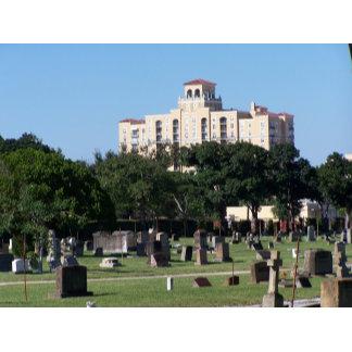 Cemetery west palm beach florida graves buildings