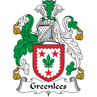 Greenlees Family Crest