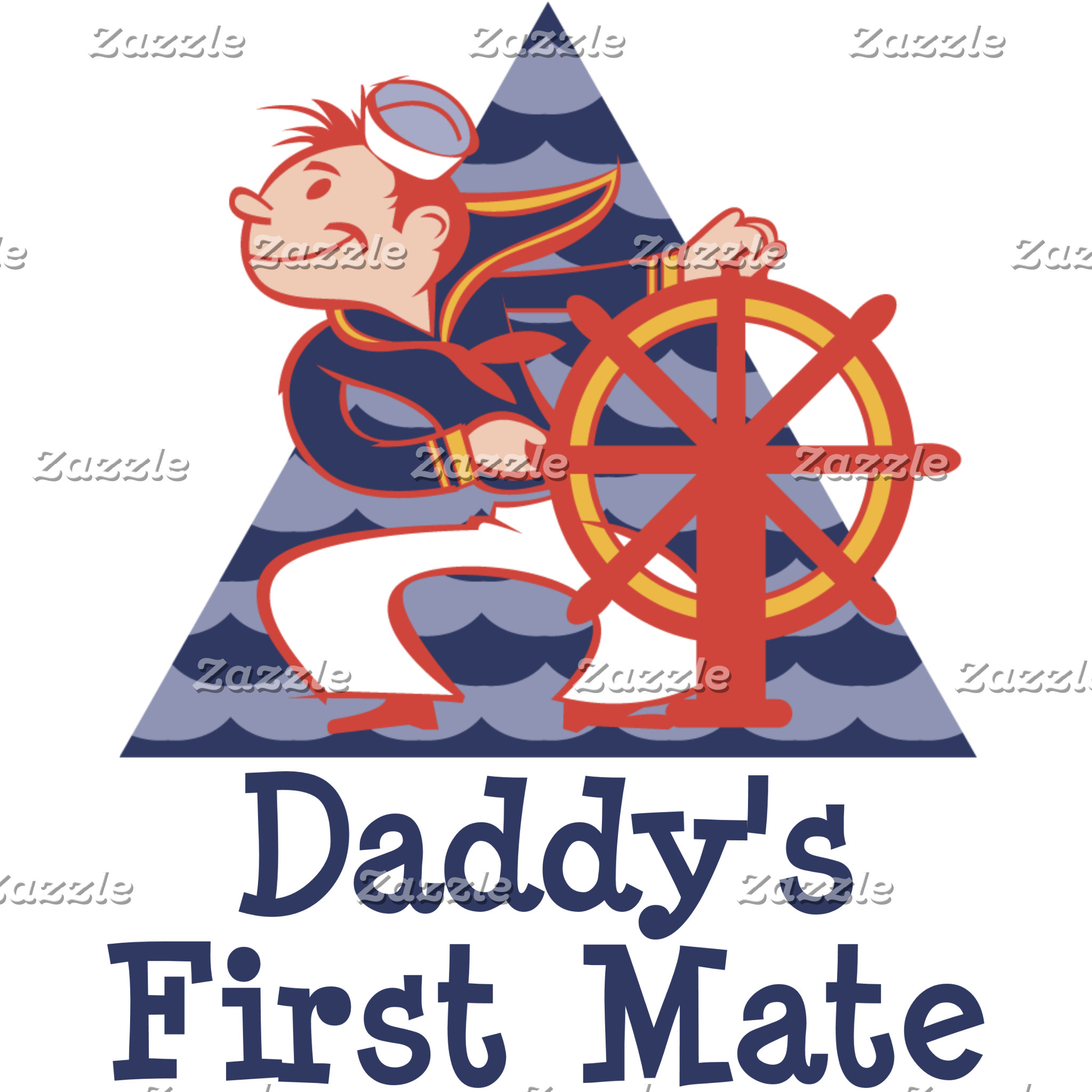 Daddy's First Mate Sailor