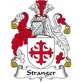 Stranger Family Crest