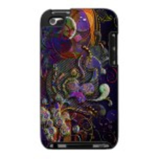 iPod Touch Speck Cases Imprinted with Original Art