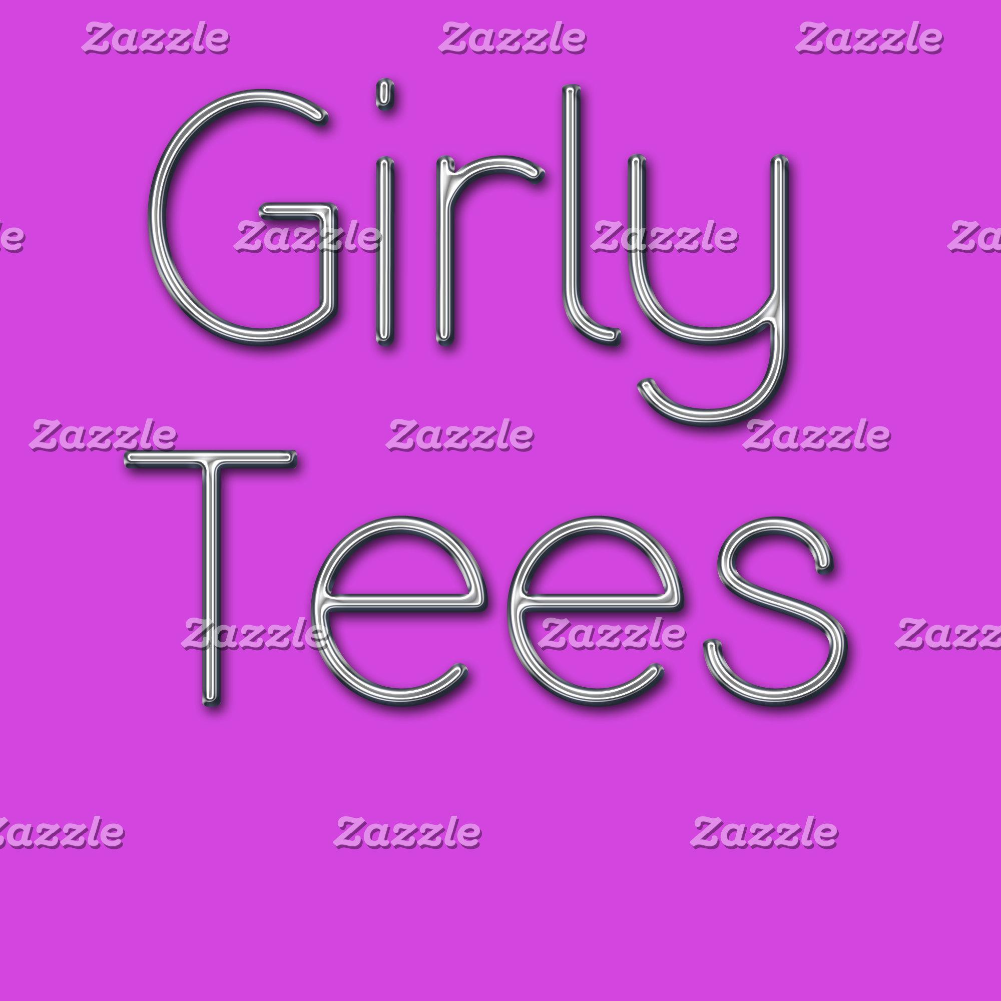Girly Tees