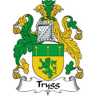 Trygg Family Crest