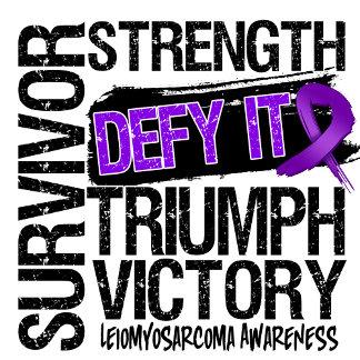 Leiomyosarcoma Cancer Survivor Defy It