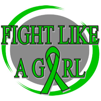 Cerebral Palsy Fight Like A Girl Circular