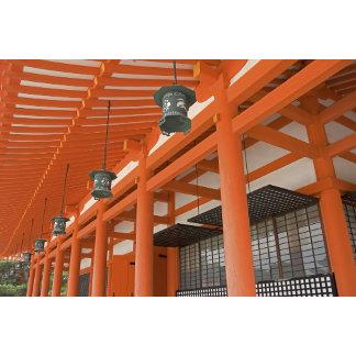 Asia, Japan, Kyoto, Heian Shrine
