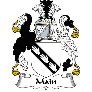 Main Family Crest