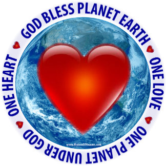 God Bless Planet Earth