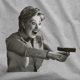 Hillary Lone Gunwoman