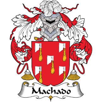 Machado Family Crest