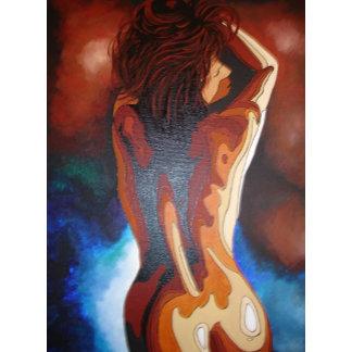 A Woman's Curves 1