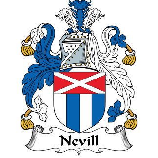 Nevill Coat of Arms