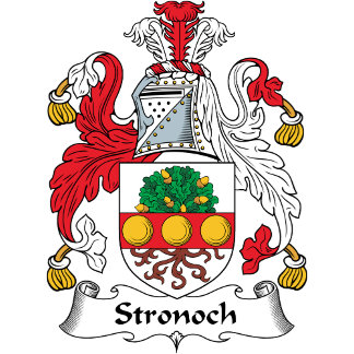 Stronoch Family Crest