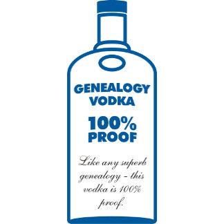Genealogy Vodka - 100% Proof
