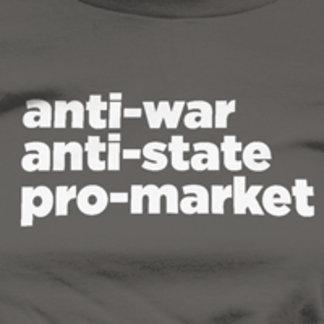 Anti-War, Anti-State, Pro-Market