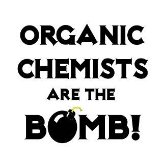Organic Chemists Are The Bomb!