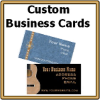 * BUSINESS CARDS, Stationery, Letterheads
