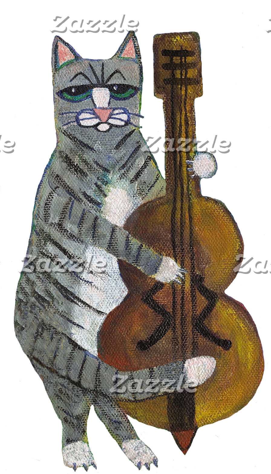 Cat and a Cello
