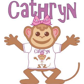 Little Monkey Cathryn