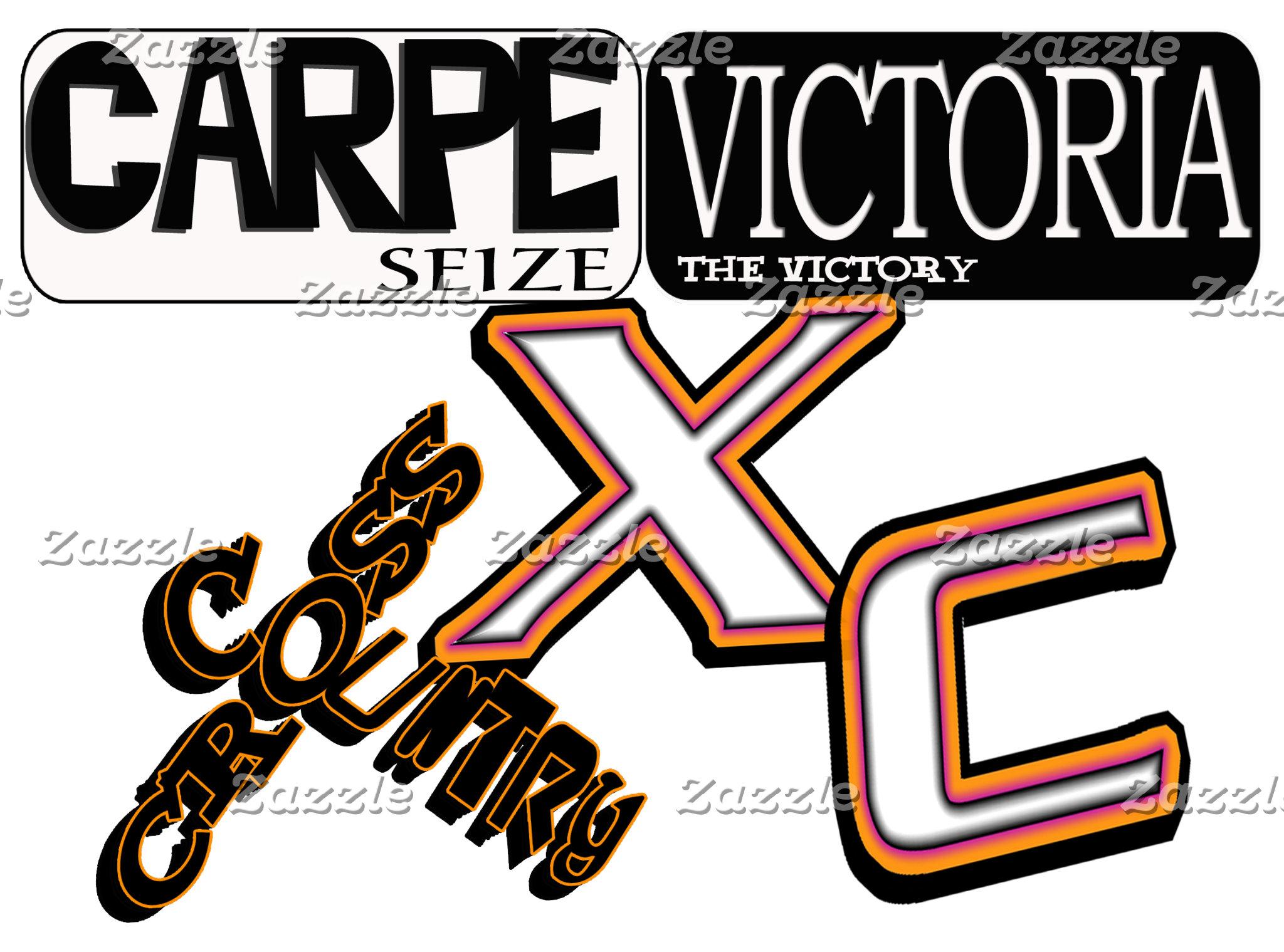 CARPE VICTORIA - SEIZE THE VICTORY