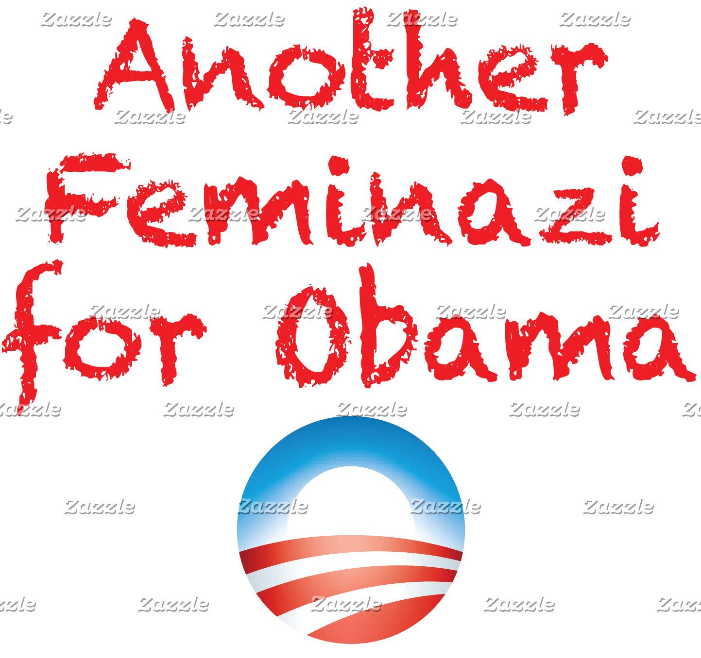 Feminazi for Obama