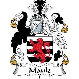 Maule Coat of Arms