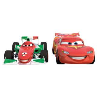 Francesco Bernoulli and Lightning McQueen