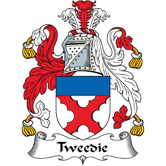Tweedie Family Crest