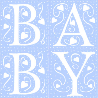 Baby Announcement Postage Stamps | Girl | Boy