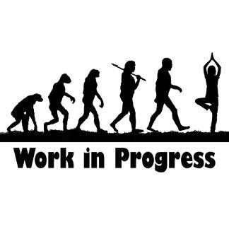 Work in Progress Yoga