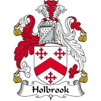 Holbrook Family Crest