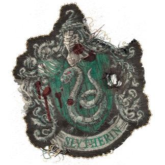Slytherin Crest - Destroyed