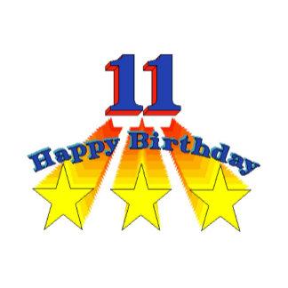 Happy Birthday 11-year-old