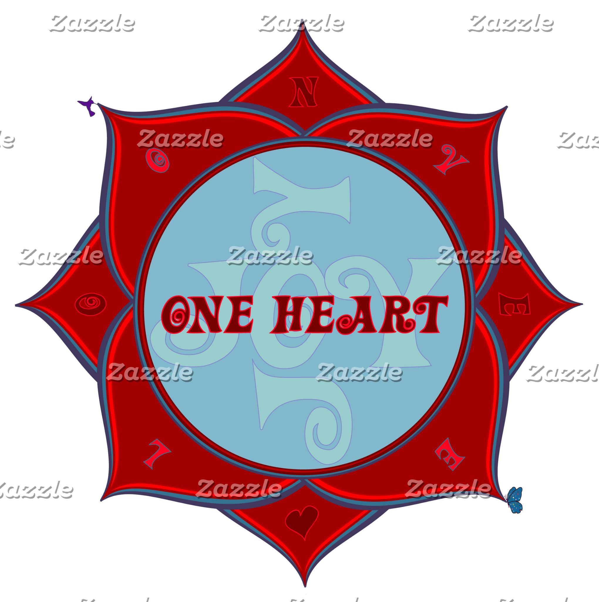 One Heart Lotus